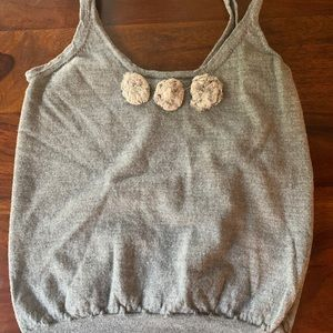 J crew Merino Wool Tank Top - Medium